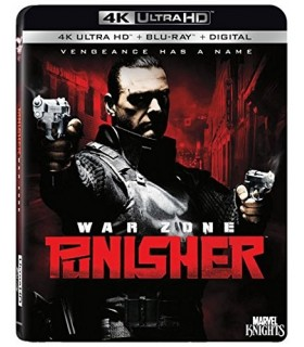 Punisher: War Zone (2008) (4K UHD) 25.9.