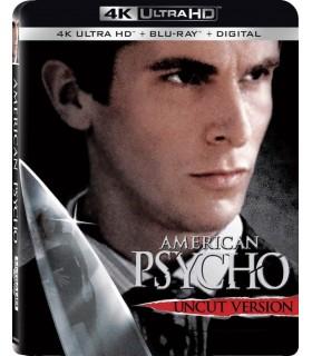 American Psycho (2000) (4K UHD) 25.9.