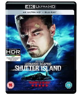 Shutter Island (2010) (4K UHD + Blu-ray) 8.10.