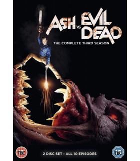 Ash vs Evil Dead - Kausi 3. (2015-) (2 DVD) 22.10.