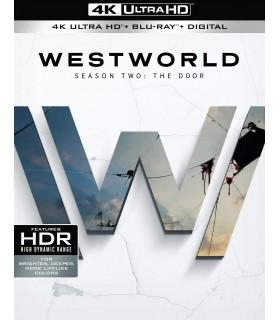 Westworld - Kausi 2 (2016– ) (3 4K Ultra HD + 3 Blu-ray) 4.12.
