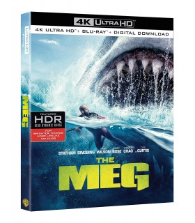 The Meg (2018) (4K UHD + Blu-ray) 17.12.