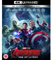 Avengers: Age of Ultron (2015) (4K UHD + Blu-ray)