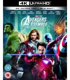 The Avengers (2012) (4K UHD + Blu-ray)