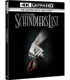 Schindler's List (1993) (4K UHD + Blu-ray) 15.10.