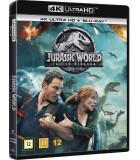 Jurassic World: Fallen Kingdom (2018) (4K UHD + Blu-ray)