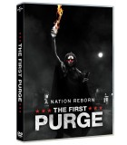 The First Purge (2018) DVD