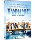 Mamma Mia! Here We Go Again (2018) DVD