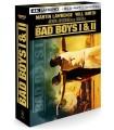 Bad Boys 1 & 2 (1995 - 2003) (2 4K UHD +2  Blu-ray)