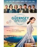 The Guernsey Literary and Potato Peel Pie Society (2018) DVD