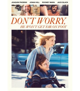 Don't Worry, He Won't Get Far on Foot (2018) DVD 17.12.