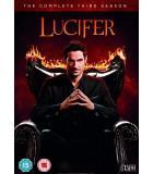 Lucifer - Season 3. (2015– ) (4 DVD)