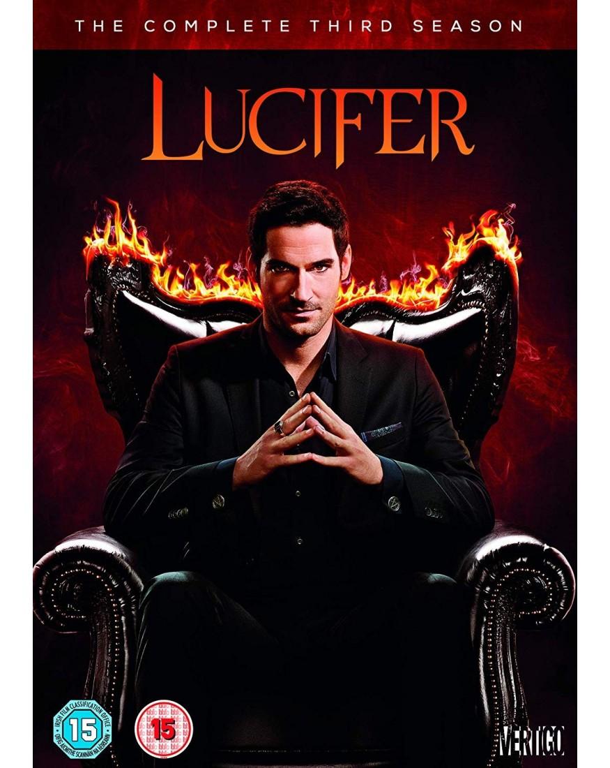 Lucifer Season 3 Release