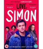 Love, Simon (2018) DVD