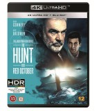 The Hunt for Red October (1990) (4K UHD + Blu-ray)