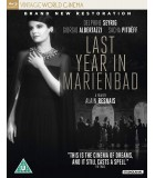 Last Year In Marienbad (1960) Blu-ray