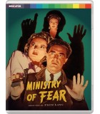 Ministry of Fear (1944) Blu-ray
