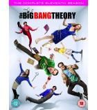The Big Bang Theory : Season 11 (3 DVD)