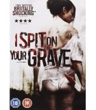I Spit on Your Grave (2010) DVD