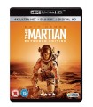 The Martian (2015) Extended Edition (4K UHD + Blu-ray)