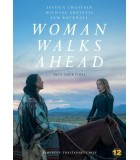 Woman Walks Ahead (2017) DVD