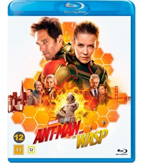 Ant-Man and the Wasp (2018) Blu-ray