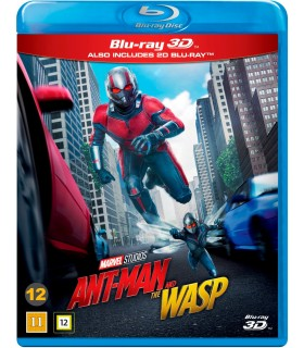 Ant-Man and the Wasp (2018) (3D + 2D Blu-ray)