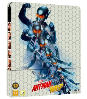 Ant-Man and the Wasp (2018) Steelbook (Blu-ray)
