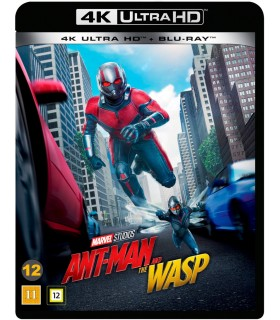 Ant-Man and the Wasp (2018) (4K UHD + Blu-ray)