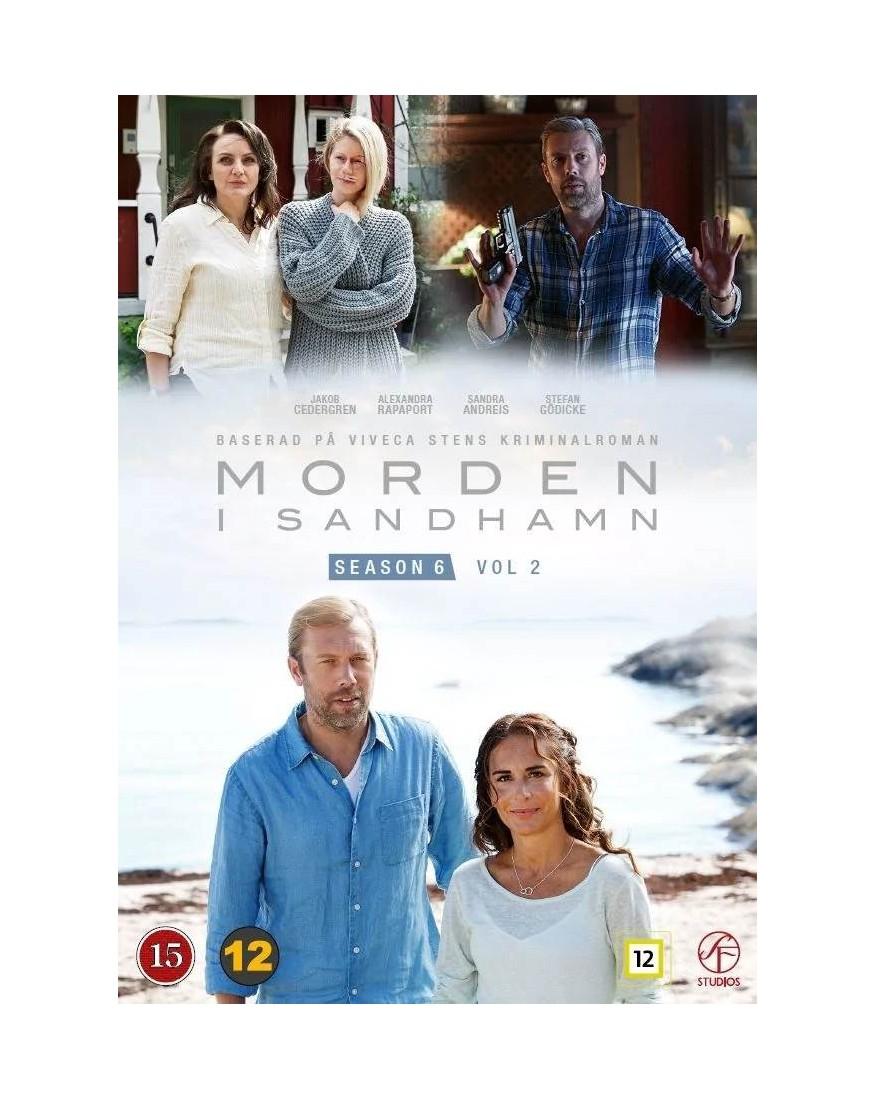 Murha Sandhamnissa Netflix