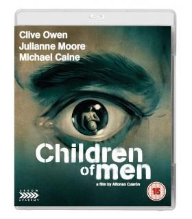 Children of Men (2006) Blu-ray