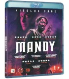 Mandy (2018) Blu-ray