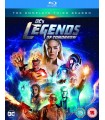 Legends of Tomorrow - Kausi 3 (3 Blu-ray)