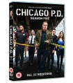 Chicago P.D. - kausi 5. (2014– ) (4 DVD)