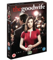The Good Wife: Tuotantokausi 1. (6DVD)