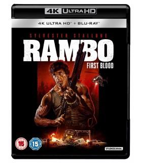 First Blood (1982) (4K UHD + Blu-ray)