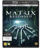 The Matrix Reloaded (2003) (4K UHD + Blu-ray)