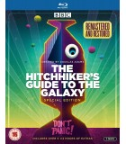 The Hitchhiker's Guide to the Galaxy (1981) (3 Blu-ray)