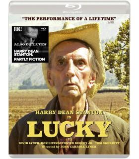 Lucky (2017) Blu-ray