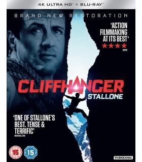 Cliffhanger (1993) (4K UHD + Blu-ray)