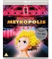 Metropolis (2001) (Blu-ray + DVD)