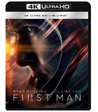 First Man (2018) (4K UHD + Blu-ray)