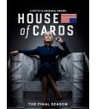 House of Cards - Kausi 6. (3 Blu-ray)