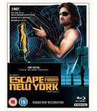 Escape from New York (1981) Blu-ray