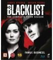 Blacklist - kausi 5. (2013– ) (6 Blu-ray)