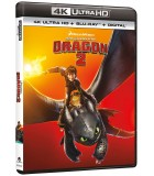 How to Train Your Dragon 2 (2014) (4K UHD + Blu-ray)