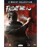 Friday the 13th - Collection (8 DVD)