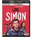 Love, Simon (2018) (4K UHD + Blu-ray)