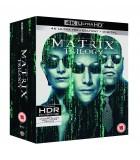 The Matrix - Trilogy (1999 - 2003) (3 4K UHD + 3 Blu-ray)