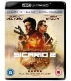 Sicario 2: Soldado (2018) (4K UHD + Blu-ray)